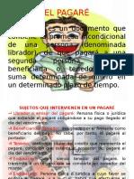 Diapositiva de Pagare