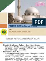 1. Konsep Ketuhanan Dalam Islam (1)