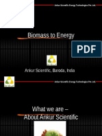 AnkurScientific-BiomasstoEnergy