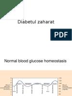 Diabetul Zaharat. Etapele Dietei