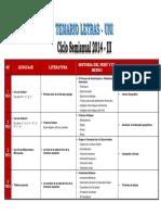 Temario Letras 2014-3 Semianual