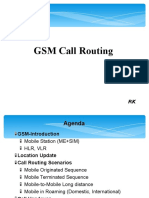 Gsm callrouting With Scenario