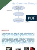 información de mi proyecto