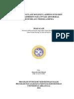 Peran Regulasi Molekul Adhesi Integrin dan Cadherin pada Invasi Abnormal Trofoblast Preeklampsia