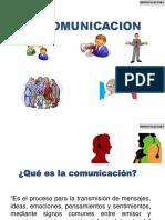 La Comunicacion Investigacion i