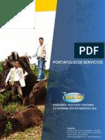 Portafolio de Servicios HGHG