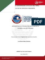 Tesis Proyecto Edificacion Viviendas-libre