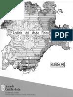 Análisis del medio físico de Burgos. Parte 1