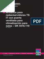 Data Sheet 5516110