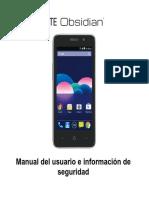 ZTE Obsidian User Manual Spanish -