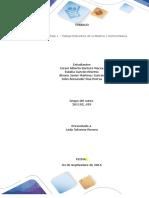 Trabajo Colaborativo_ Unidad 1 Fases i, II, III y IV _ Estructura de La Materia y Nomenclatura_ Grupo 201102_429