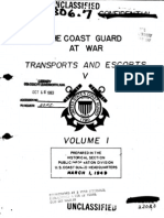 Coast Guard Ship Convoys
