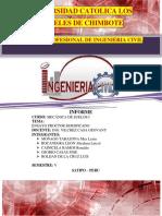 Monografia Final de Ensayo de Laboratorio Proctor Modificado y Cbr
