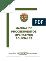 Manual de Procedimientos Operativos Policiales.pdf