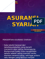 Akuntansi Asuransi Syariah Part. 1