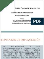 Procesos Estrc 5.1,5.2 y 5.3
