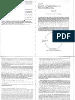 1975. Kolb, D.a.; Fry, R. Toward an Applied Theory of Experimental Learning (Cap - 03)