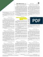 Oferta de disciplinas na modalidad e a distñcia. Portaria nº 1.134