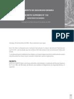 ds132 reglamento segmin