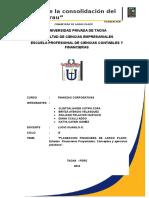 Monografia - Planeacion Financiera de Largo Plazo