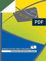Apostila Pesquisa Em Serviço Social