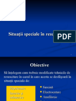 1 - Situatii Speci. in Resus. I