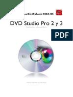 Manual Dvd Studio Pro 3