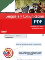 Clase 6 Las Palabras en Su Entorno Vocabulario Contextual 2016 CES