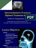 L03 Intertrochanteric Fx