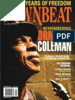 jazz magazine piano transcription