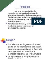 ECG EN SÍNTESIS