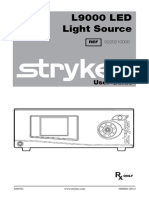 Stryker l 9000 Light Source