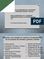 Geotecnia Vial y Estabilización de Taludes _Introducción