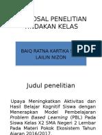 PROPOSAL PENELITIAN TINDAKAN KELAS.pptx