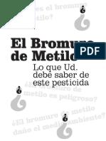 Guía Bromuro de Metilo