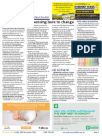 Pharmacy Daily for Fri 25 Nov 2016 - Dispensing laws to change, Fred IT seals Sigma deal, Pharmacy prescribing success, Events Calendar and much more