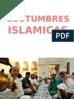Costumbres Islam