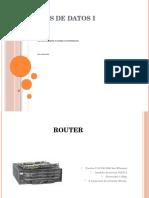 Redes de DatosI I