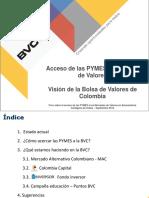 Financiamiento de Las PYMES en Colombia