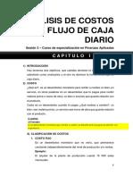 Sesion 3 - Análisis de Costos y Flujo de Caja Diario