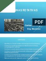 Máquinas Rotativas - 0.0 Introdução