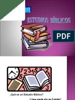 Como Dar Estudios Biblicos