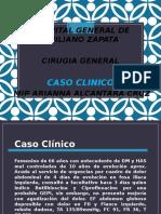 Caso Cirugia General