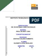 Introducción a Los Sistemas Concurrentes