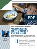 Evaluacion Programas sociales