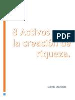 8 Activos Para La Creacion de Riqueza