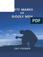 Fifty Marks of Godly Men