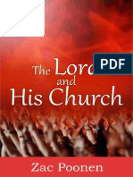 The Lord & His Church