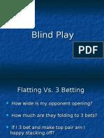 Lesson 3 - Stop Bleeding Blinds