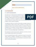 1 Introducción a La Teoría Administrativa Leido